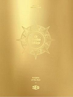 Knights Of The Sun: 3rd Mini Album CD