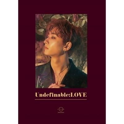 Undefinable:Love: 1st Mini Album CD
