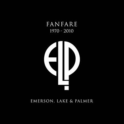 Emerson, Lake & Palmer/Fanfare: Emerson Lake & Palmer Box [18CD+3LP+Blu-ray Audio] [BGU793361]