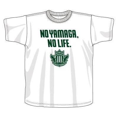 松本山雅FC/松本山雅FC×TOWER RECORDSコラボT-Shirt(ホワイト)/Mサイズ [12-42872]