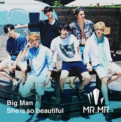 MR. MR/Big Man/She is so beautiful[NTME-10003]
