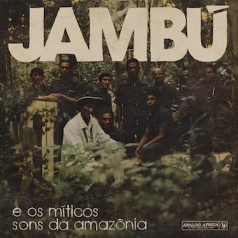 ブラジル音楽、レア・グルーヴ・ファンにお薦めコンピ『Jambu: E Os Miticos Sons Da Amazonia(ジャンブー~アマゾンの神話的サウンド~)』
