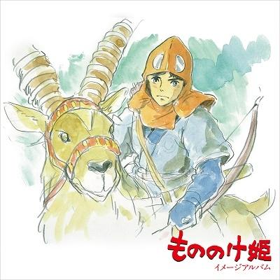 もののけ姫/イメージアルバム LP
