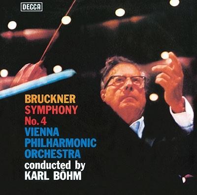 ブルックナー: 交響曲第3番・第4番《ロマンティック》<タワーレコード限定> SACD Hybrid