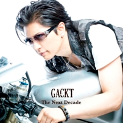 GACKT/The Next Decade [CD+DVD][AVCA-29371B]