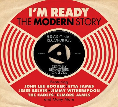 I'm Ready: The Modern Story[DAY2CD261]