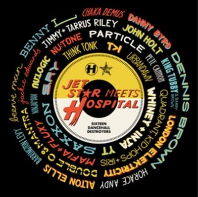Jet Star Meets Hospital CD