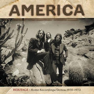 Heritage: Home Recordings/Demos 1970-1973 CD