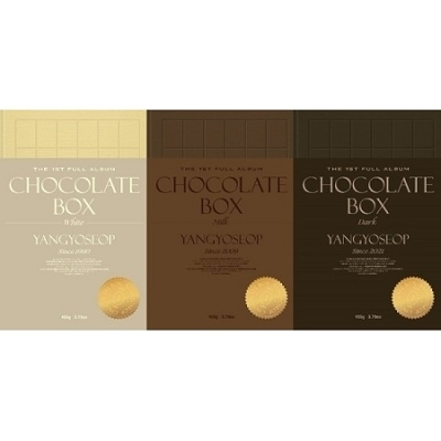 Chocolate Box: Yang Yo Seop Vol.1 (ランダムバージョン) CD