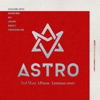 Autumn Story: 3rd Mini Album (A-Ver./Red)