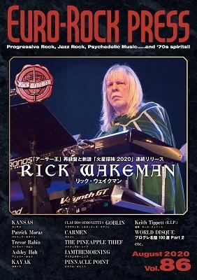 EURO-ROCK PRESS Vol.86