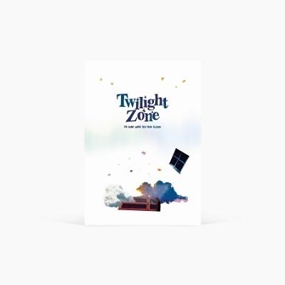 Twilight Zone: 3rd Mini Album (White Ver.) CD
