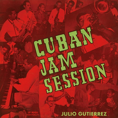 Cuban Jam Session/アンダー・ザ・ディレクション・オブ・フリオ・グティエーレス Vol.1&2[CRACD-251]