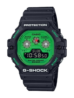 G-SHOCK DW-5900RS-1JF Accessories