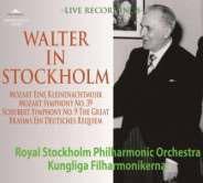 ブルーノ・ワルター/Walter in Stockholm - Mozart, Schubert, Brahms[SSS0171]