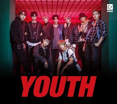 Youth - 1st Mini Album in Japan [CD+DVD] CD