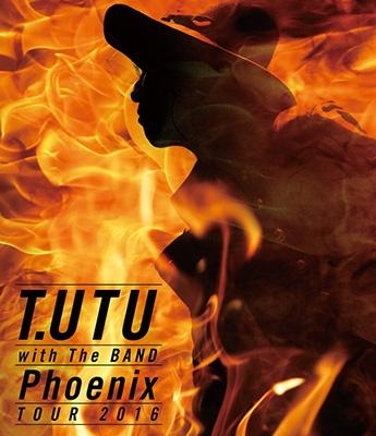 宇都宮隆/T.UTU with The BAND Phoenix Tour 2016 [MTRES-B1701]