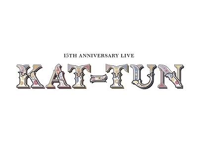 15TH ANNIVERSARY LIVE KAT-TUN [2Blu-ray Disc+LIVEフォトブックレット]<初回限定盤1> Blu-ray Disc