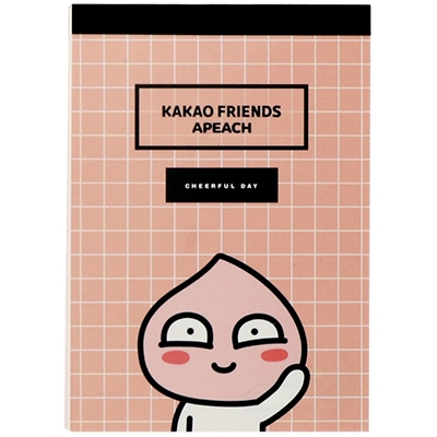 KAKAO FRIENDS メモミニ アピーチ[SANS619712]