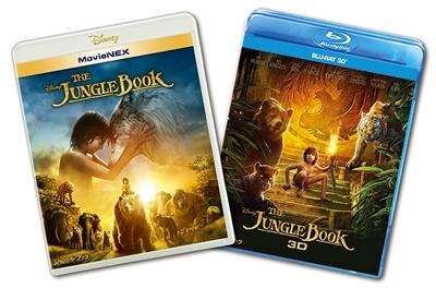 ジョン・ファヴロー/ジャングル・ブック MovieNEXプラス3D [2Bru-ray Disc+DVD] [VWAS-6366]