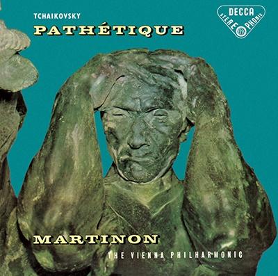 ジャン・マルティノン/チャイコフスキー: 交響曲第6番「悲愴」; ショスタコーヴィチ: 交響曲第1番 [PROC-1990]
