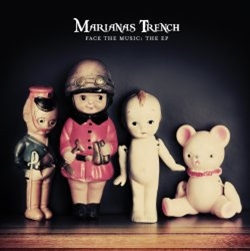 Marianas Trench/Face The Music: The EP[B001846022]