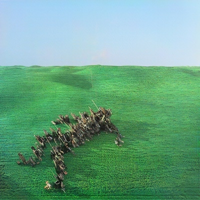 Squid (Rock)/Bright Green Field<Green Vinyl/限定盤>[WARPLP314G ]