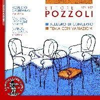 マルコ・グイダリーニ/E.Pozzoli: Allegro di Concerto; A.Rendano: Variazioni Sopra un Tema Calabrese; G.Martucci: Fantasia Op.51, etc[DISCANTICA271]
