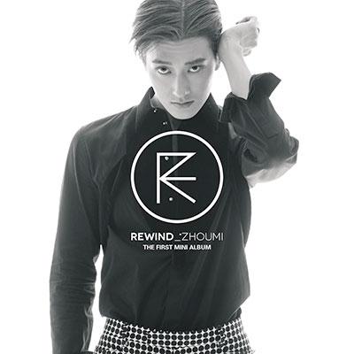 Rewind: 1st Mini Album CD