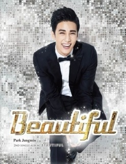 Park Jungmin/Beautiful: Park Jung Min 2nd Single[CMDC10019]