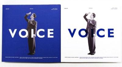 Voice: 1st Mini Album (ランダムバージョン)