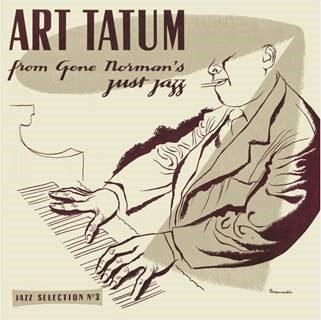Art Tatum/Art Tatum from Gene Norman's Just Jazz (Vogue Jazz Club Vinyl)<完全生産限定盤>[88985448231]