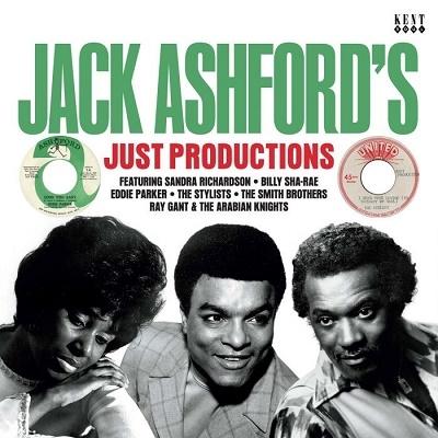Jack Ashford's Just Productions LP