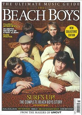 UNCUT-ULTIMATE MUSIC GUIDE:THE BEACH BOYS
