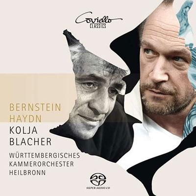 """Hydn: Violin Concerto Hob.Vlla.1; Bernstein: Serenade after Plato's """"Symposium"""""""