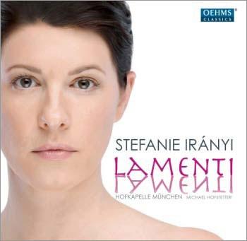 ステファニー・イラーニ/Lamenti - Arias by Hasse, Haydn and Handel[OC811]
