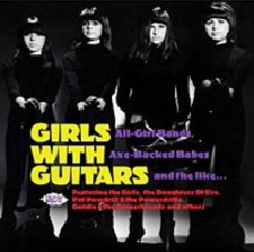 Girls With Guitars CD