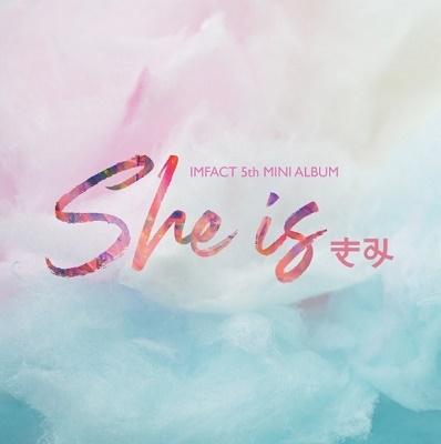 きみ~She is~ CD