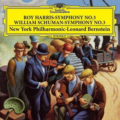レナード・バーンスタイン/ハリス&W.シューマン: 交響曲第3番<タワーレコード限定>[PROC-1060]