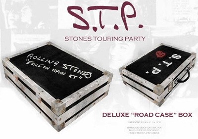 """The Rolling Stones Deluxe """"Road Case"""" Box<完全生産限定盤>"""
