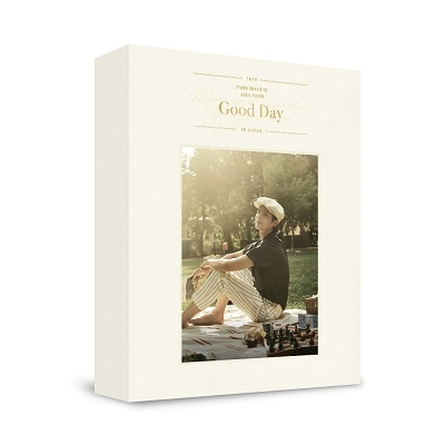 2019 PARK BO GUM ASIA TOUR IN JAPAN Good Day:May your everyday be a good day [2DVD+PHOTO BOOK] DVD