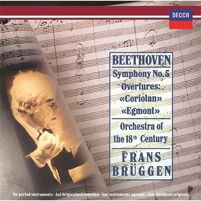 ベートーヴェン:交響曲第5番≪運命≫、≪エグモント≫序曲、序曲≪コリオラン≫<限定盤> UHQCD