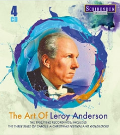 The Art Of Leroy Anderson[SC811]