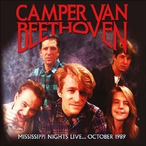 Camper Van Beethoven/Mississippi Nights Live... October 1989 (2Cd) [KL2CD5056]