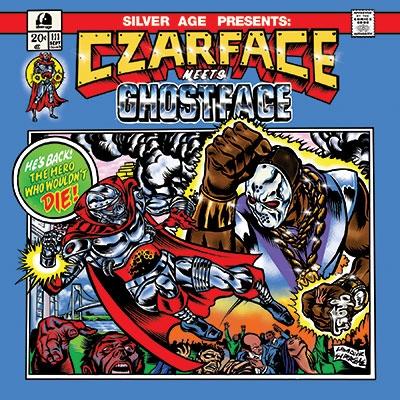Czarface Meets Ghostface LP