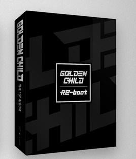 Re-boot: Golden Child Vol.1 (デラックス版)<限定盤> CD