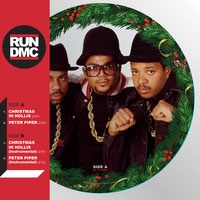 Run DMC/Christmas in Hollis (12inch Vinyl for RSD)<RECORD STORE DAY限定>[88985340141]
