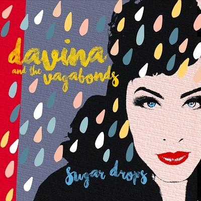 Davina & The Vagabonds<Purple Vinyl> LP