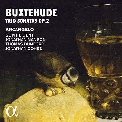 ブクステフーデ: トリオ・ソナタ集 Op.2