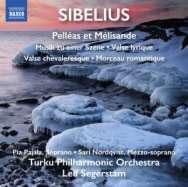 レイフ・セーゲルスタム/Sibelius: Pelleas et Melisande, Musik zu Einer Scene, Valse Lyrique, etc[8573301]